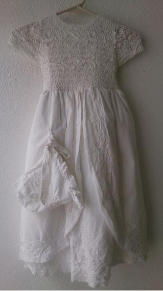Vestido De Manta Talla 4 Años