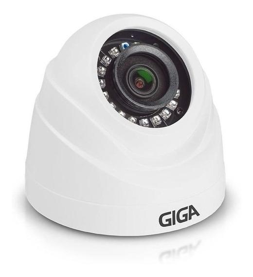 Câmera Dome Plástico 1080p Série Orion Ir 20m 3.6mm Gs0270
