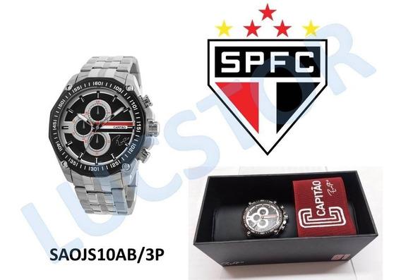 Relógio Technos Masculino Rogério Ceni Saojs10ab/3p