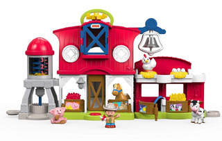 Granja Animales Juego Fisher-price Little People