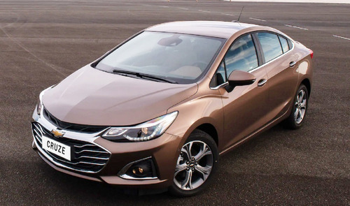 Chevrolet Cruze Premier 4p 1.4n Turbo Automático 0km 2021 Pm