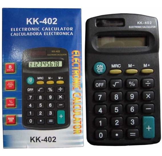 Calculadora De Bolsillo 8 Dígitos Kenko Kk402