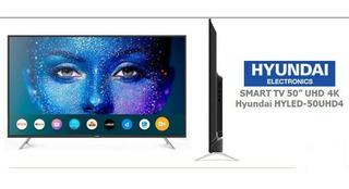 Smart Tv Hyundai Led 4k Uhd 50 Pulgadas Netflix Youtube App