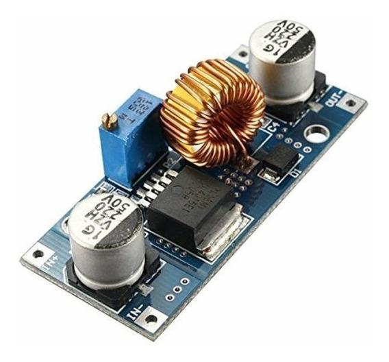 Conversor Dc Dc Step Down Com Xl4015 5a