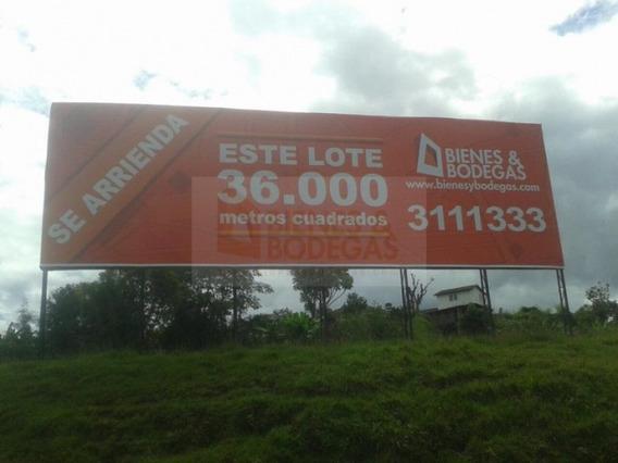 Lotes En Arriendo Rionegro 643-2018