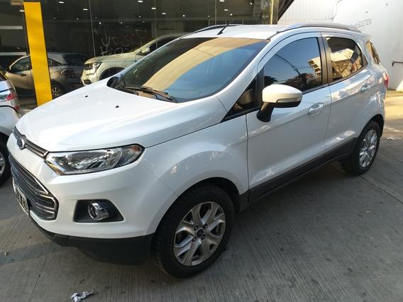 Ford Ecosport Titanium Año 2013 - Blanca (juan)