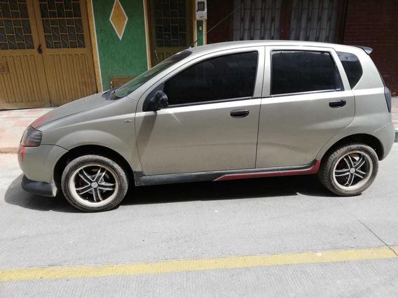 Chevrolet Aveo Aveo 1.4 5ptas C/a