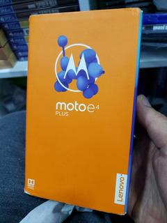 Moto E4 Plus 16gb Usado Com Nota Fiscal E Garantia