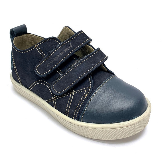 Zapatos Sneakers Romano Niño Azul Rm 5011 Corpez 44