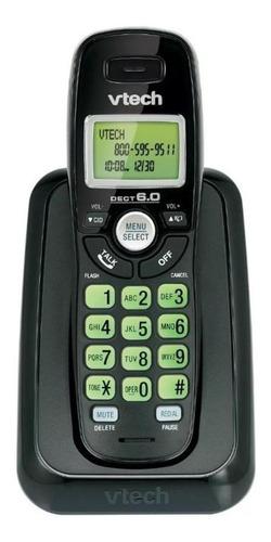 Imagen 1 de 2 de Teléfono inalámbrico VTech CS6114 negro