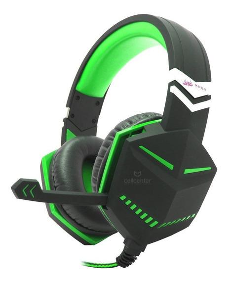 Headset Gamer Para Ps4, Para Xbox One Over Com Microfone P3