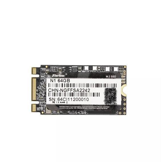 Ssd M2 Ngff Zheino 64gb 2242mm Compativel C/ Legacy