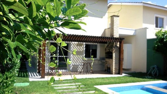 Casa Em Eusébio, Fortaleza/ce De 131m² 3 Quartos À Venda Por R$ 890.000,00 - Ca556193