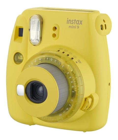 Câmera Instantanea Fujifilm Instax Mini 9