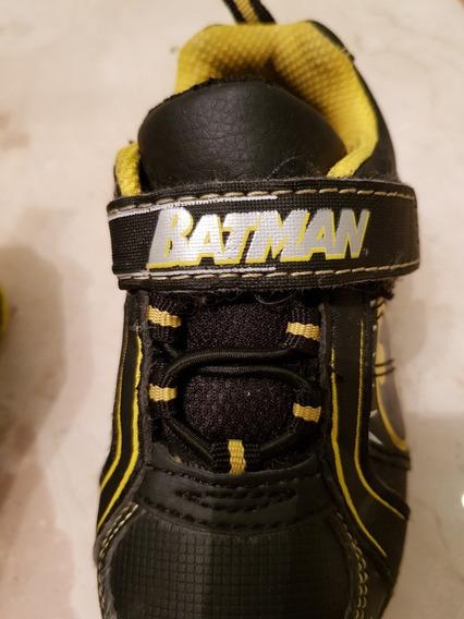 Tenis Batman Importado