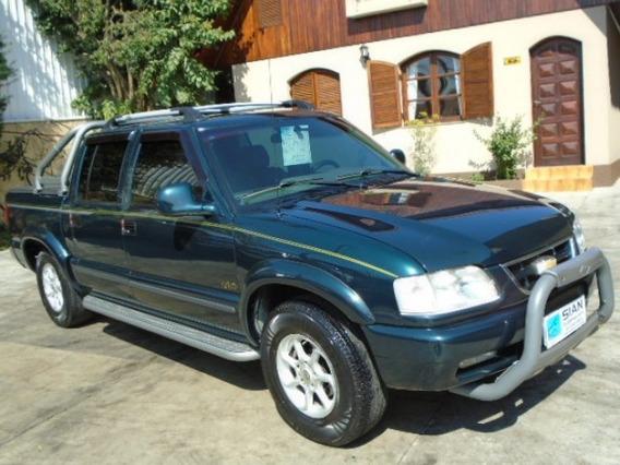 S10 4.3 Sfi Dlx 4x2 Cd V6 12v Gasolina 4p Manual
