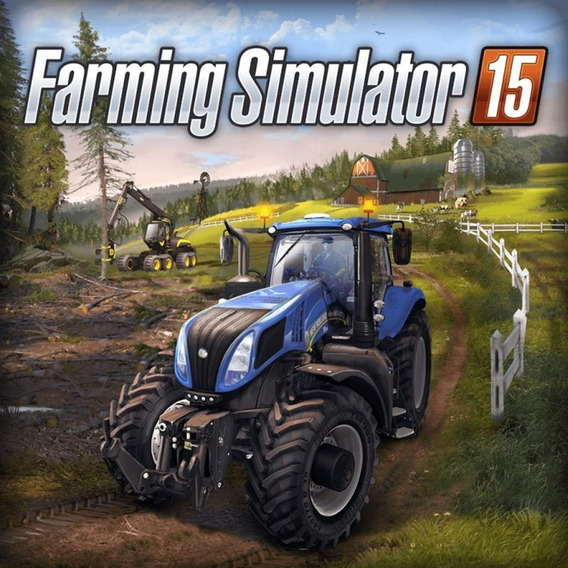 Farming Simulator 15 Pc Digital