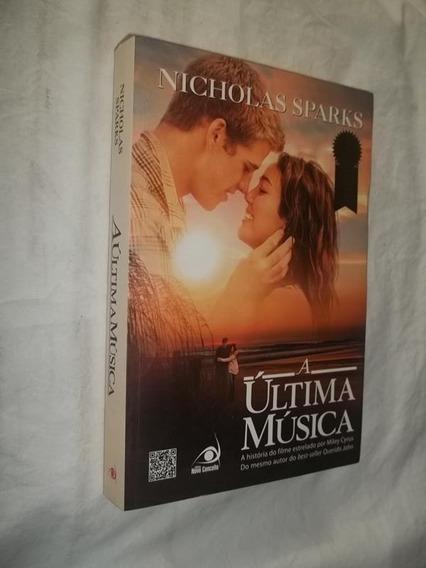 Livro - A Última Música - Nicholas Sparks