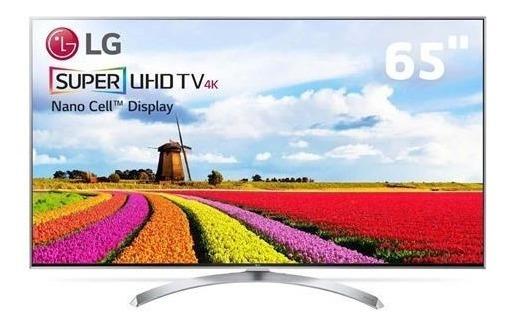 Smart Tv Led 65 Super Ultra Hd 4k Lg 65sj8000