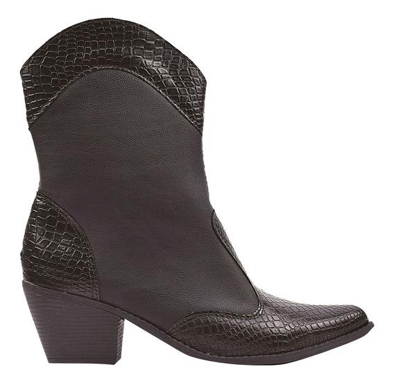 Bota Coturno Sapato Feminino Chiquiteira Chiqui/3727