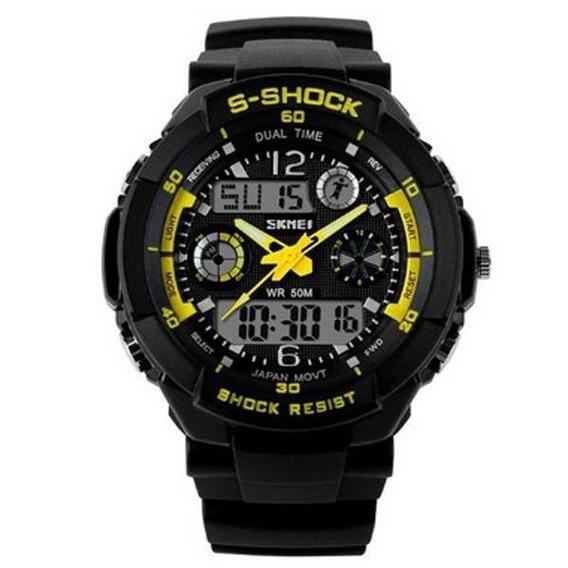 Relógio Masculino Skmei Modelo 0931 - Original