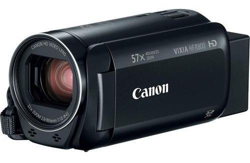 Filmadora Canon Vixia Hf R800 Full Hd Zoom X57