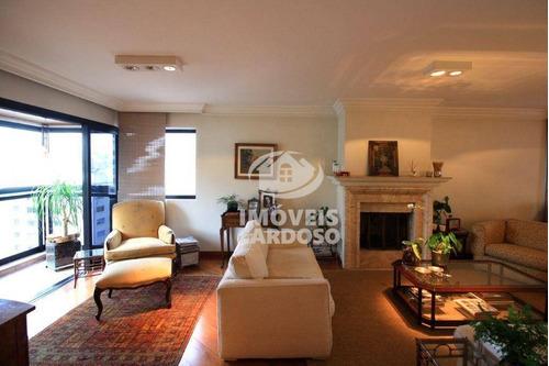 Apartamento Com 3 Dormitórios À Venda, 210 M² Por R$ 2.795.000 - Pinheiros - São Paulo/sp - Ap18865