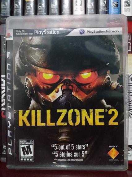 Killzone 2 Original Ps3 Completo | Parcelamento Sem Juros