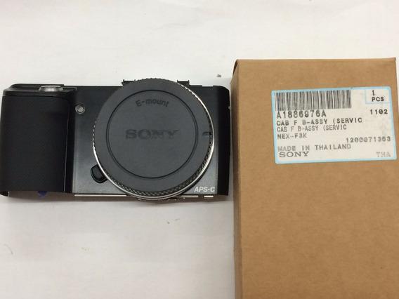 Bloco Optico Com Gabinete Frontal Sony Nex-f3k A-1886-976-a