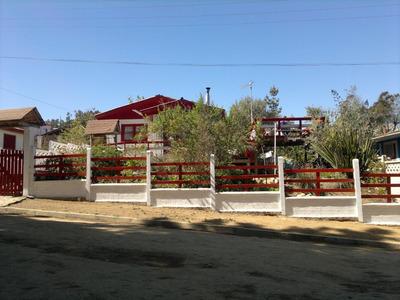 Se Arrienda Casa En El Tabo Fin De Semana,quincena