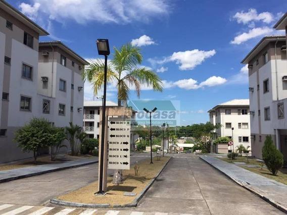 Apartamento Com 3 Dormitórios, 68 M² - Venda Por R$ 180.000,00 Ou Aluguel Por R$ 1.300,00 - Colônia Santo Antônio - Manaus/am - Ap1703