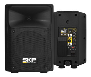 Bafle Potenciado Skp Sk-1p 100 Watts Usb Bluetooth 101db
