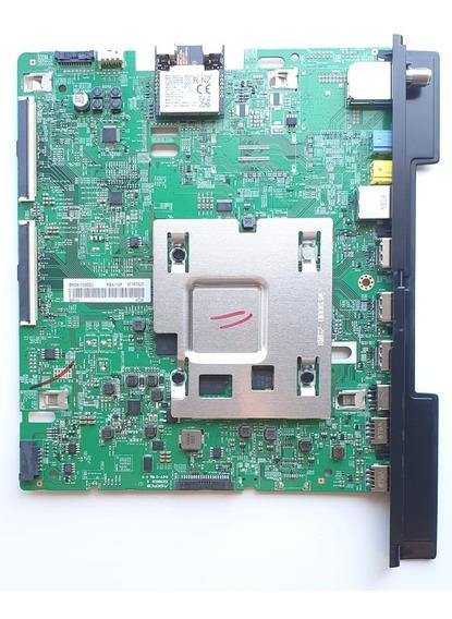 Placa Principal Samsung Un55nu7100g Bn94-12802c Nova