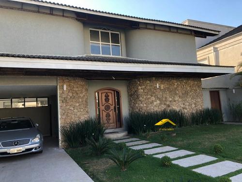 Casa A Venda No Bairro Alphaville Residencial Dois Em - Vpr2-38-1
