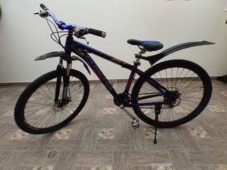 Bicicleta Todoterreno Phoenix Aluminio Usada Rin 29 Shimano