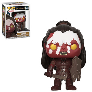 Figura Funko Pop Lord Of The Rings - Lurtz 533
