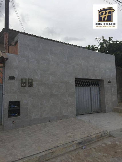 Duas Casas No Mesmo Terreno E Independentes - Ca0785
