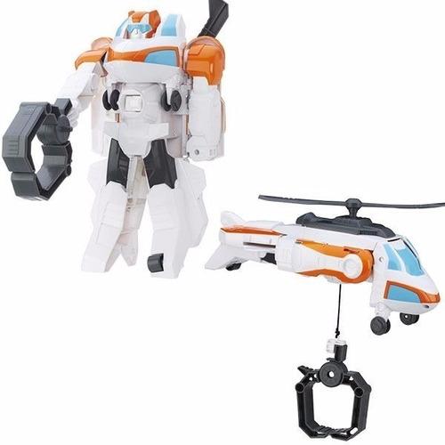 Transformers Rescue Bots Helicoptero Grúa Blades 25cm Hasbro