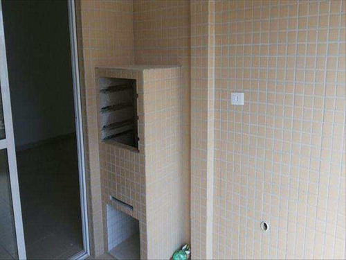 Pto 02 Dormitórios Sendo 01 Suite, Residencial Castel Di Vila Caiçara No Coração Da Vila Caiçara Praia Grande - V663