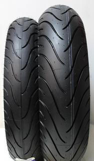 Llanta Michelin 160/60zr-17 P.s.radial + 110/70-17 P. Street