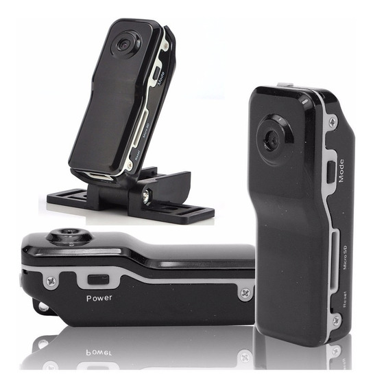 Camara Espia Oculta Mini Seguridad Vigilancia Dvr + Acces