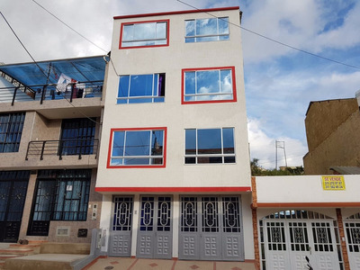Edificio 6 Aptos - Fusagasuga - Nuevo - Venpermuto.
