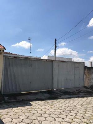 Casa Centro Jacarei 3 Dorms, Sala Grande Em Frente Pq.cidad