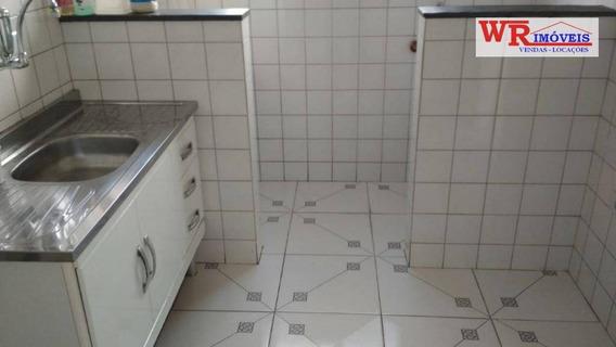 Apartamento Com 1 Dormitório À Venda, 37 M² Por R$ 212.000 - Centro - São Bernardo Do Campo/sp - Ap2886