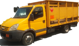 Iveco Daily 55c16 Modelo 2008 160cv