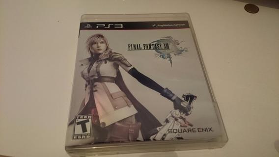 Final Fantasy Xiii Ps3 Mídia Física Frete Grátis