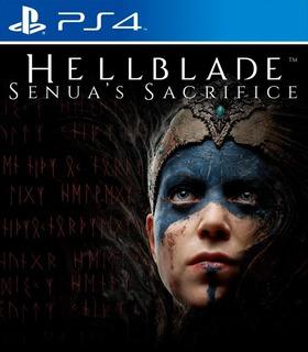 Hellblade Senuas Sacrifice ~ Ps4 Digital
