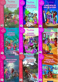 Coleção De Livros Tea Sisters