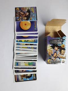 Cartas De Dragon Ball Z Kai (serie 5 Y 9)