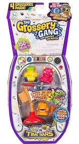 The Grossery Gang 4 Grosseries Time Wars Temporada 5 Envió G